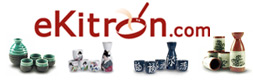 eKitron.com -- Sake Sets and other tableware