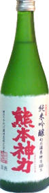 Chiyonosono - Sacred Power Junmai Ginjo by Chiyonosono Shuzo