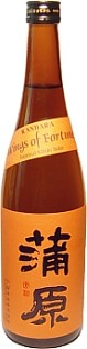 Kanbara, Wings of Fortune, Junmai Ginjo, by Kaetsu Shuzo of Japan